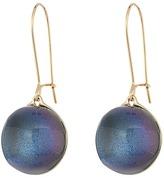 Alexis Bittar Dangling Sphere Kidney Wire Earrings Earring