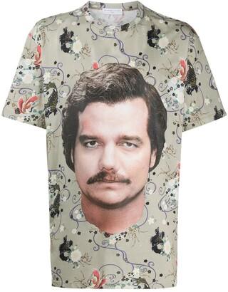 Ih Nom Uh Nit graphic print short-sleeve T-shirt