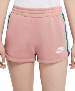 Nike Women's Sportswear Heritage Fleece Shorts