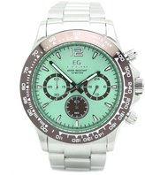 Elgin Quartz Chronograph Men's Watch EG-002-GR Green