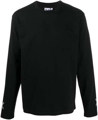 Kenzo Cotton Long Sleeved Top