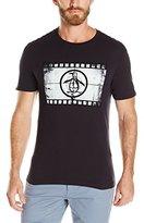 Original Penguin Men's Movie Reel Short Sleeve T-Shirt