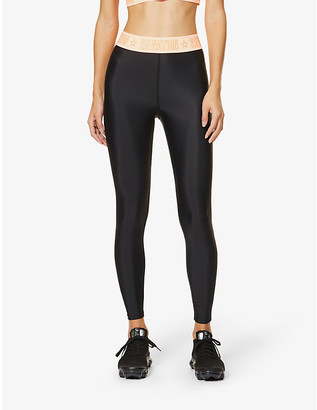P.E Nation Front Side high-rise stretch-jersey leggings