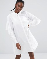 Monki Exclusive Swing Shirt Dress