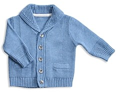 Angel Dear Boys' Shawl Collar Cardigan - Baby