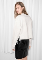 Other Stories Cropped Sweater