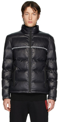 HUGO Black Balto Puffer Jacket