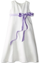 Us Angels Satin A-Line Dress (Little Kids)