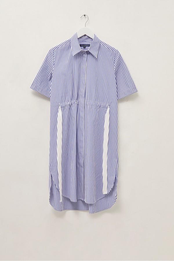 French Connection Elna Stripe Shirt Dress