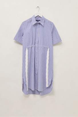 French Connection Elna Stripe Shirt Dress