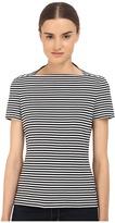 Kate Spade Stripe Everyday Tee Women's T Shirt