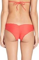 Luli Fama Women's 'Wavy' Brazilian Bikini Bottoms