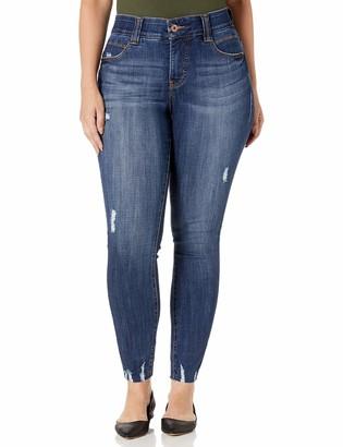 Jag Jeans Women's Plus Size Cecilia Skinny Jean