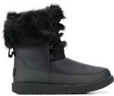 UGG fur lining boots