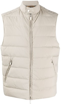Eleventy Padded Fitted Gilet