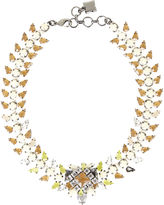 BCBGMAXAZRIA Multi Stone Necklace
