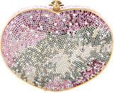 Judith Leiber Crystal Embellished Minaudière