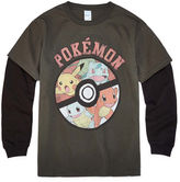 Pokemon Graphic Tee Boys 8-20