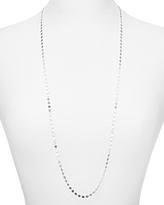 Argentovivo Disc Chain Necklace, 36