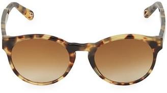 Chloé Willow 52MM Round Sunglasses