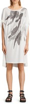 AllSaints Wing Catkin Tee Dress