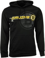 Majestic Men's Boston Bruins Let Loose Synthetic Hoodie
