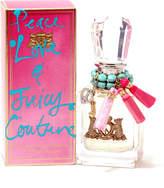 Juicy Couture Peace, Love, & Juicy for Women Eau de Parfum Spray, 1.7 oz./ 50 mL