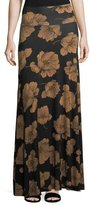Rachel Pally Long Printed Full Skirt, Matilija