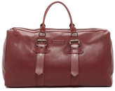 Longchamp Kate Moss x Large Leather Duffle