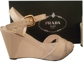 Prada Wedge Sandals, 36.5