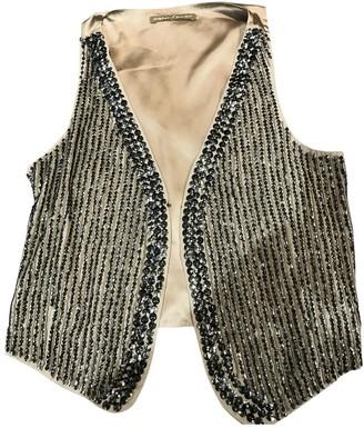 Ikks Beige Silk Knitwear for Women