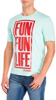 Love Moschino Fun Life Tee
