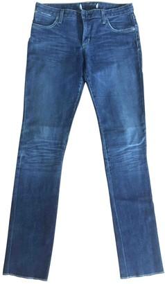 Paper Denim & Cloth Blue Cotton - elasthane Jeans for Women
