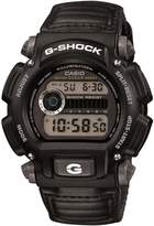 Casio Men's G-Shock Gray Nylon Strap Digital Watch