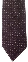 Hermes Silk Printed Tie