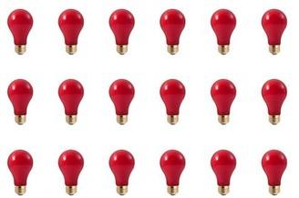 Bulbrite Industries 25 Watt, A19 Incandescent, Dimmable Light Bulb, E26/Medium (Standard) Base Industries
