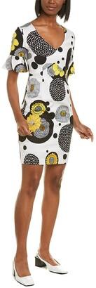 Trina Turk Daffodil Shift Dress