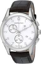 Hamilton Men's H38612553 Jazzmaster Dial Watch