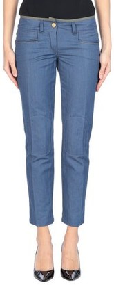 FEMME by MICHELE ROSSI Denim trousers