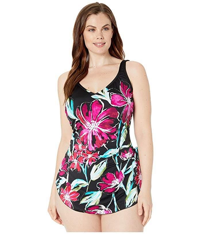 1f12d23123 Bathing Suit Wide Shoulders - ShopStyle