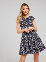 Portmans The Modern Paisley Dress