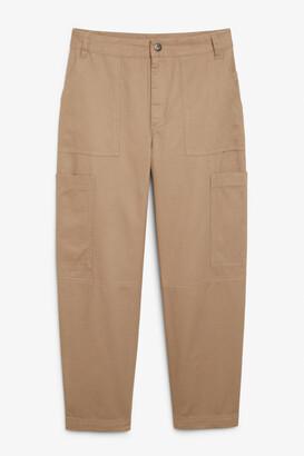 Monki Utility trousers