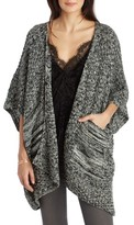 Sole Society Women's Marled Knit Wrap
