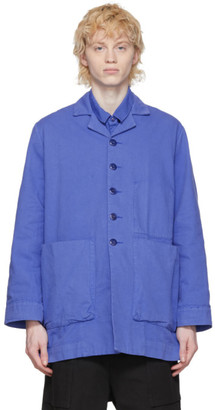 Toogood Blue The Photographer Jacket