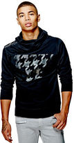 G by Guess GByGUESS Men's Pablo Houndstooth Hoodie
