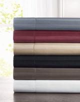 Springshome 500 Thread Count Damask Stripe Sheet Set