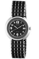 Jowissa Women's J7.010.L Pegasus Stainless Steel Black PVD Bracelet Date Watch