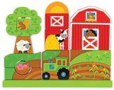 Stephen Joseph Farm Wooden Stacking Toy Set