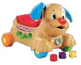 Fisher-Price NEW Stride To Ride Puppy