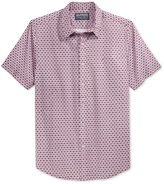 American Rag Men's Geometric-Print Shirt